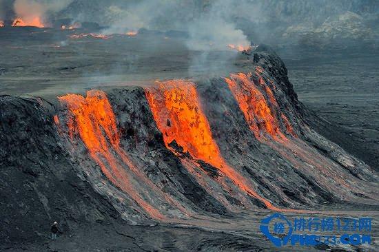 尼拉贡戈火山