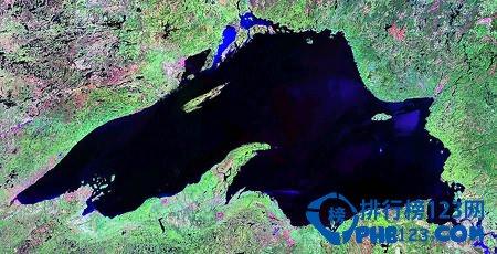 世界上最大的淡水湖