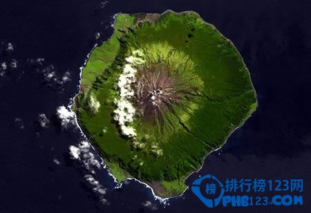 地球上距离大陆最远的岛屿