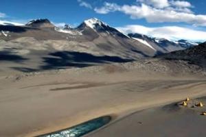 地球上最干燥的地方:南极洲两百万年不下雨
