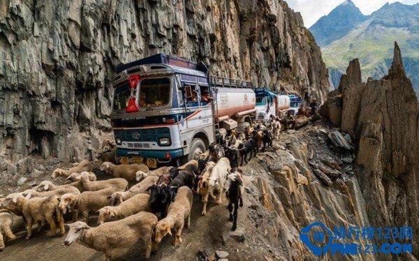 世界上最危险的十条公路