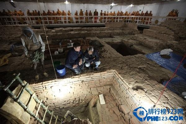 2014年十大考古新发现