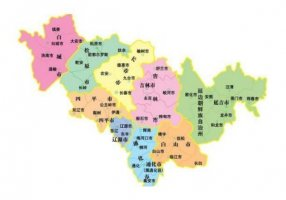 2018年吉林省各城市GDP排名,2018年吉林城市经济排名