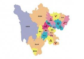 2018年四川各城市GDP排名,2018四川城市经济排名