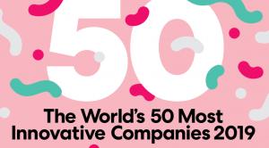 2019全球最具创新力公司top50:美团登顶,苹果跌落至17名