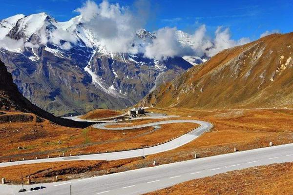 世界十大最美公路排行榜:美国6地上榜,中国一条男人必去
